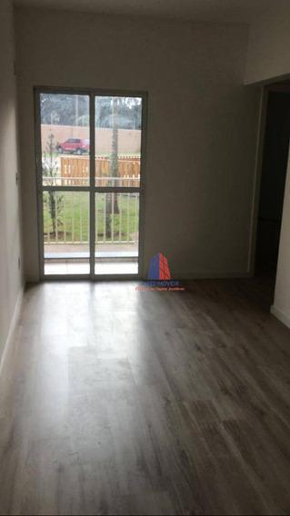 Apartamento Com 2 Dormitórios Para Alugar, 52 M² Por R$ 1.000/mês - Clube Dakota Residencial - Parque Dos Pinheiros - Nova Odessa/sp - Ap1245