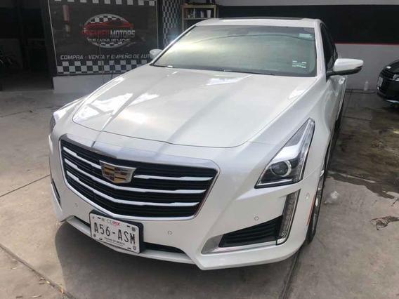 Cadillac Cts 3.6 Premium At 2016