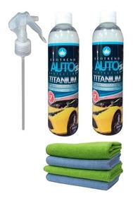 02 Auto Protection Titanium Original Pocket 300ml C/ 6 Panos