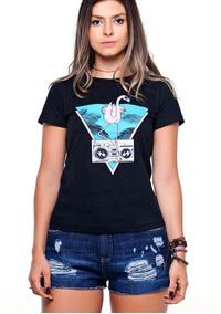 Kit 10 T-shirts Blusas Feminina Roupas Atacado Variadas