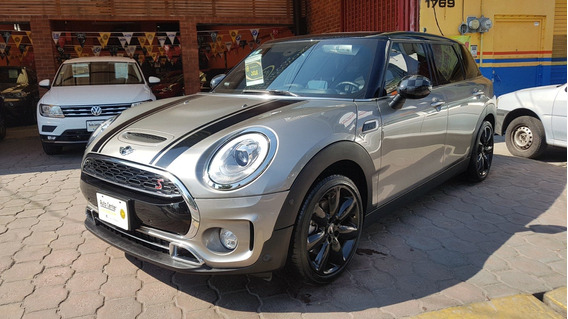 Mini Cooper Clubman S Hot Chilli 2.0 T 2018
