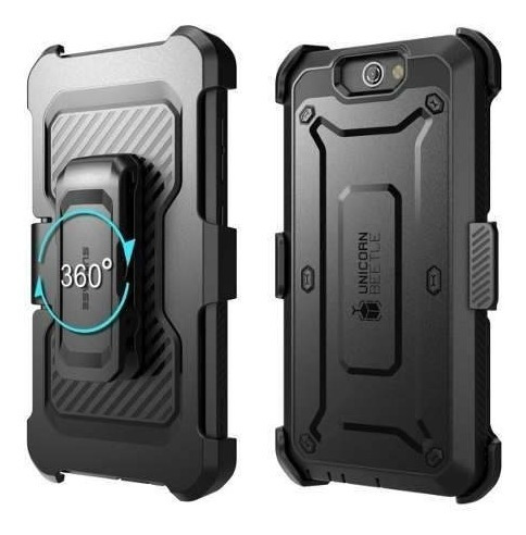 Htc One A9: Case Funda Supcase Pro Protector Extremo Cover