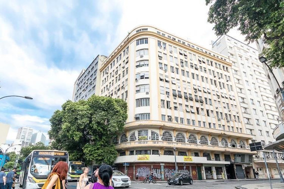 Apartamento Em Centro, Rio De Janeiro/rj De 75m² 2 Quartos À Venda Por R$ 399.000,00 - Ap427864