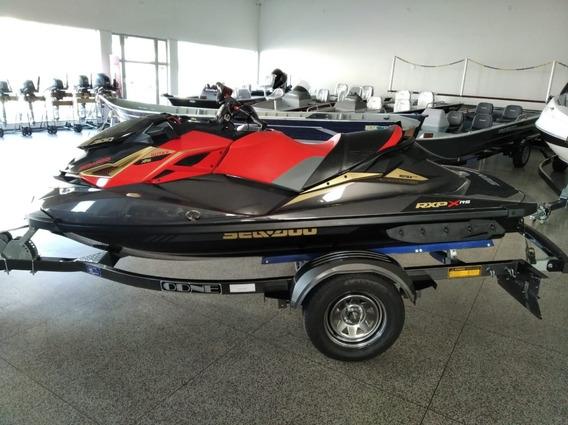 Jet Ski Sea-doo Rxp X 300 Rs 2019 29h C/ Carreta Galvanizada