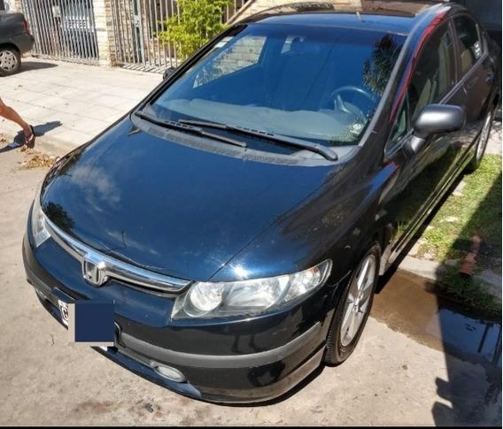 Honda Civic 1.7 Lx At 2007