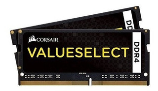 Corsair 8gb (kit 2x4gb) 2133 Mhz Ddr4 So-dimm Value Select