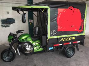 Moto Carro 2019 Unico Dueño Con Sensores Excelente Estado