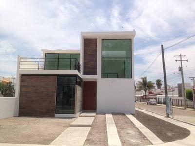 Casa Nueva En Venta En Residencial Haciendas En Tequisquiapan
