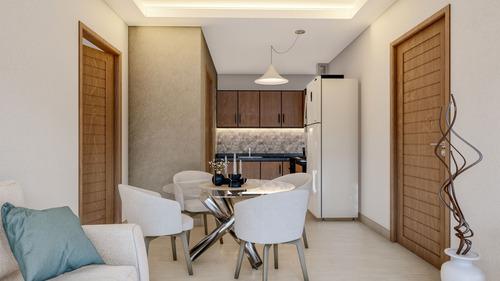 Imagen 1 de 8 de Apartamentos Nuevos En Venta En Proyecto
