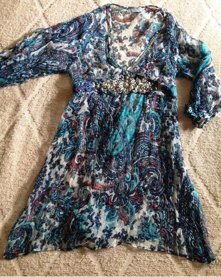 Camisa Oasis Estampada 36 Hermosa!!!!