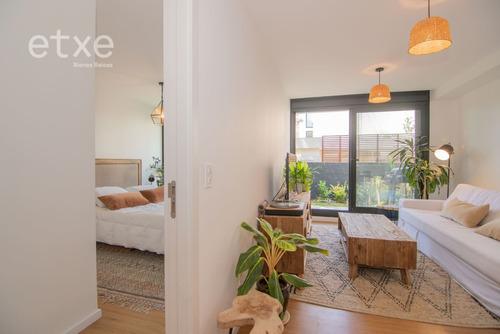 Apartamento En Venta De 1 Dormitorio En Jardines De Carrasco