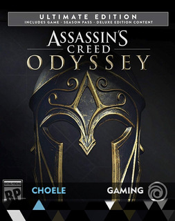 Assassins Creed Odyssey Ultimate - Xbox One