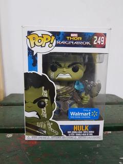 Funko Pop Hulk #249 Walmart Exclusive