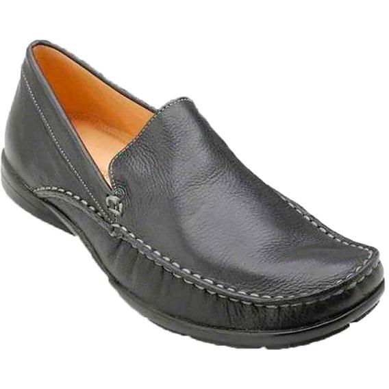 Sapato Masculino Loafer Sandro Moscoloni Dillon Preto