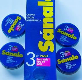 Cremas Sanalo La Mas Grande 55g Selladas Nuevas Vence 2023