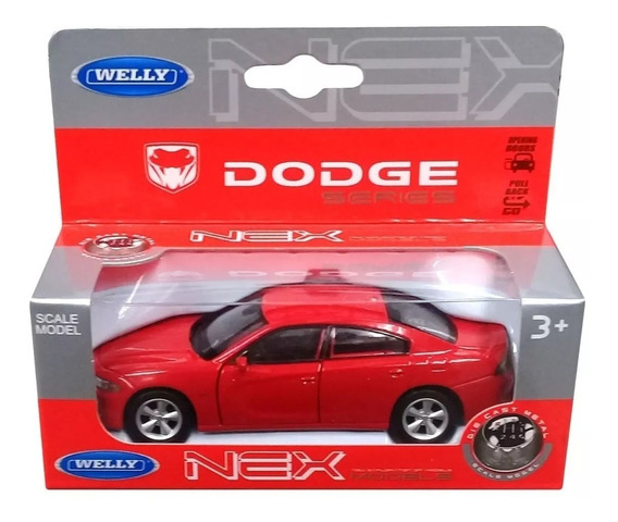 Dodge Charger R/t 2016 Escala 1/36 Welly Tienda Fun Now!