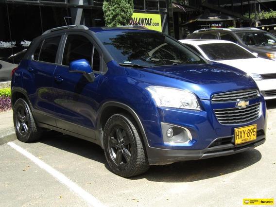 Chevrolet Tracker Ls 1800 Cc At