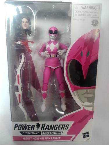 Mighty Morphin Pink Ranger Power Rangers Hasbro
