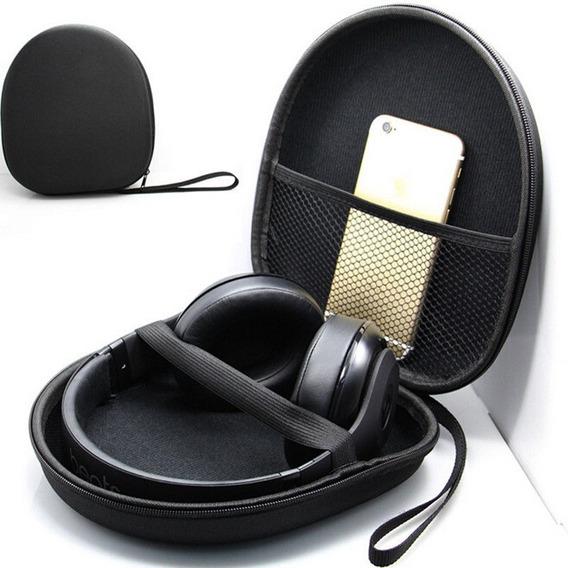 Estojo Case Headphone Headset Sennheiser Sony Edifier Akg