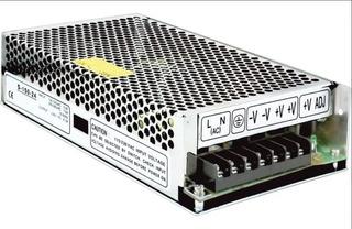 Fuente Switching Metálica 12-13,8 V 10 A 120w Usos Varios