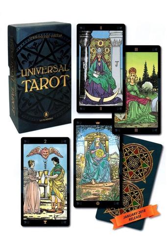 Tarot Universal (edición Profesional Con Libro)