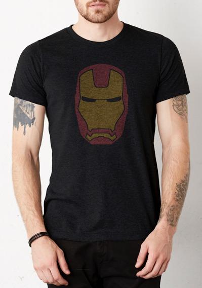 Iron Man,2 Color,advengers,impresión Digital,vintage