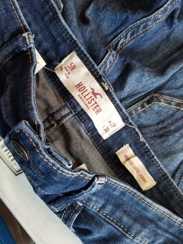 Pantalon Hollister Original Para Mujer 5 Regular Mercado Libre