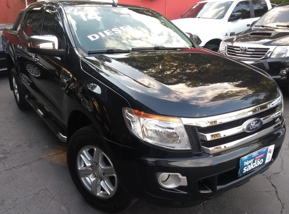 Ranger Cd Xlt 3.2 Tdi 4x4 - 2014 - Automatico - Completo