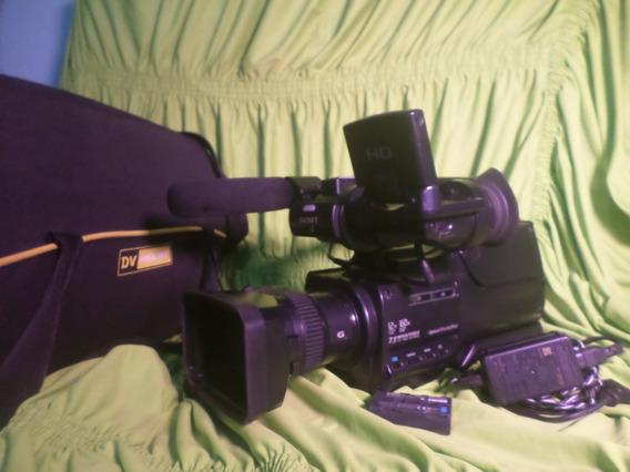 Filmadora Sony Hxr Mc 2ooo