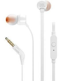 Fone De Ouvido In Ear Intra T110 Jbl Original Cores