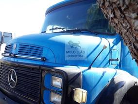 Mb L 1519 - 82/82- Truck, Chassi Longo De 10m, Mecânica 1513