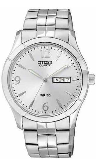 Reloj Citizen De Cuarzo Modelo Bk3830-51a Original