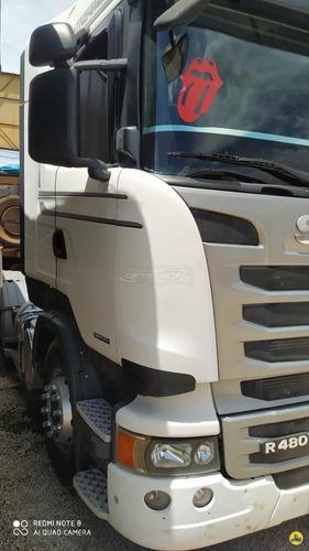 Scania Streamline 6x4  2015