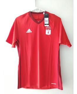 Camiseta adidas Original Local América De Cali Red