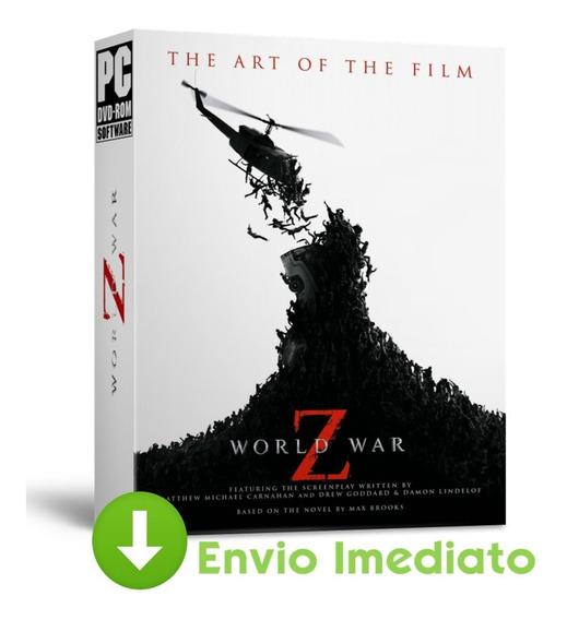 World War Z Pc Português Ação Garantida Envio Agora 2019