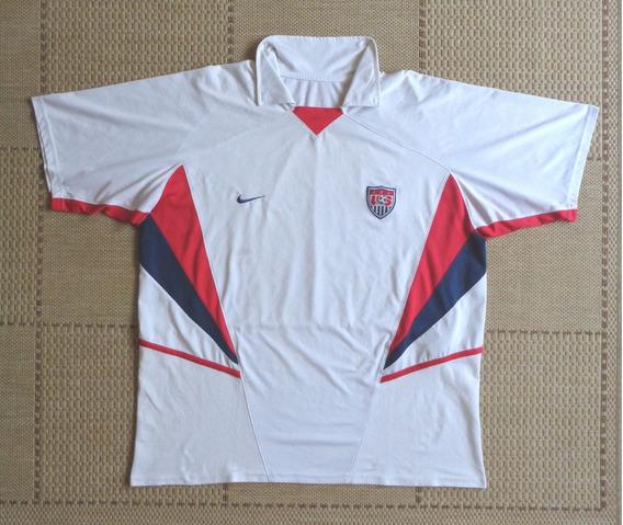 Camisa Original Estados Unidos Da América 2002/2003 Home