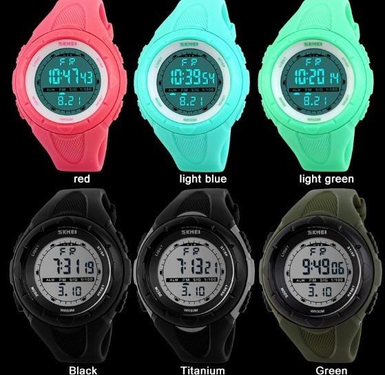 Relógio Esportivo Relógio De Pulso Relogio Digital