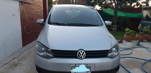 Imagen 1 de 8 de Volkswagen Fox 2013 1.6 Comfortline 5 P