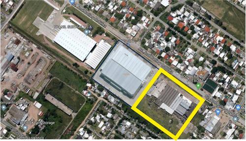 Alquiler.  Local 6000 M2 Edif. Sobre 20.000 M2. Sayago