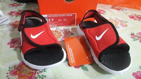 Sandalias Nike (original), Unisex De Niños/a.