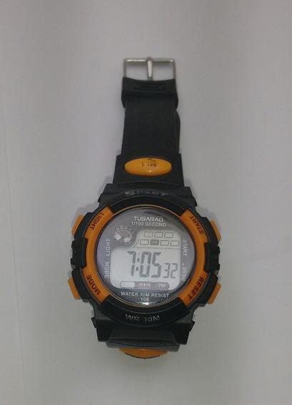 Relógio Tubarão 1/100% Origin Novo