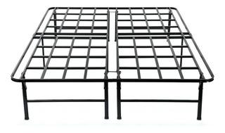 Cama Base De Metal Sleepbox Full 190x140 Jmc