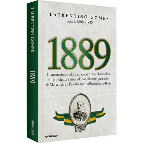 1889 Laurentino Gomes