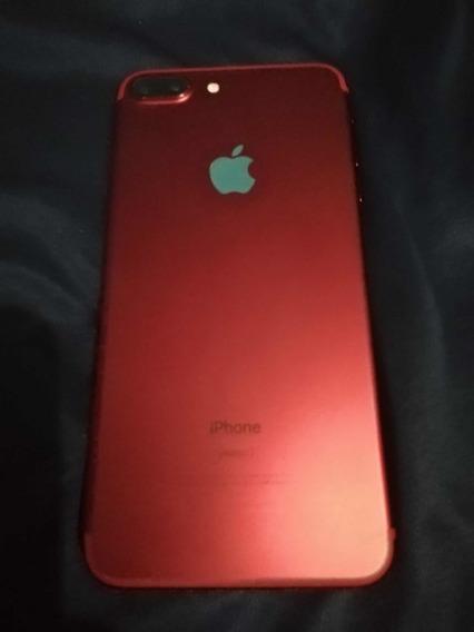 iPhone 7 Plus Red- Rojo Edición Especial