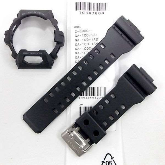 Pulseira + Bezel Casio G-shock Gls-8900 Gr-8900-1 Gw-8900