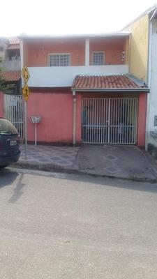 Sobrado Residencial À Venda, Parque Interlagos, São José Dos Campos. - So0143
