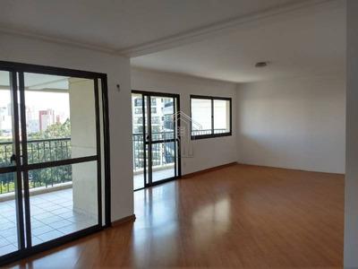 Apartamento Em Condomínio Padrão Para Locação No Bairro Campestre, 4 Dorm, 2 Suíte, 3 Vagas, 154,00 M - 10893gigantte