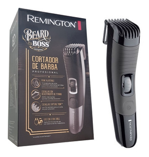 Afeitadora Cortabarba Remington Beardboss Profesional Mb4130