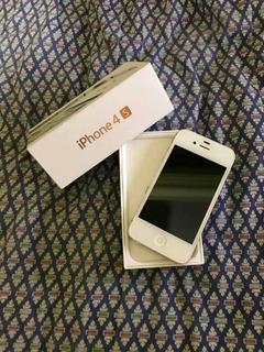 iPhone 4s De 16g Blanco
