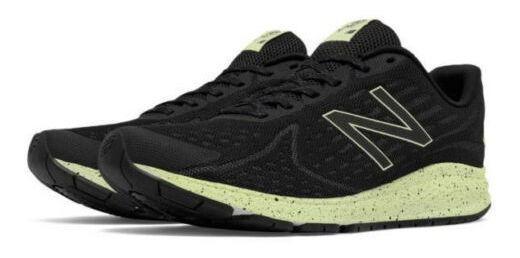 Zapatillas New Balance Wrushpj2 - Negro/verde